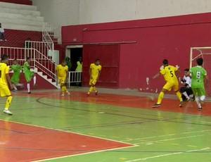Copa Integração Futsal - Torneio Início Juiz de Fora (Foto: Reprodução/TV Integração)