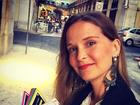 Fernanda Rodrigues sobre gravidez: 'Estamos sob o efeito da emoção'