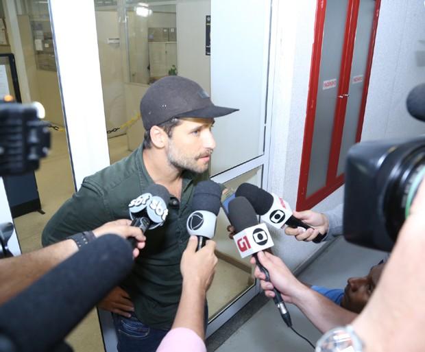 Bruno Gagliasso (Foto: Anderson Borde/AgNews)