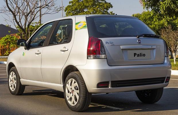 Fiat Palio Fire Rua (Foto: Divulgação)