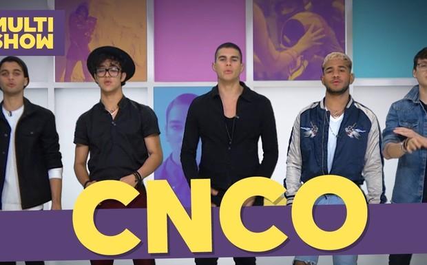 CNCO no TVZ