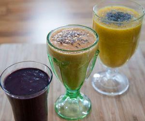 A chef Tati Lund ensina três receitas de sucos funcionais