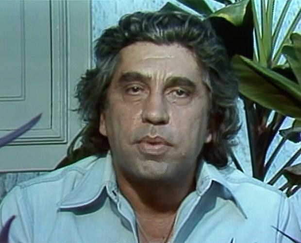 Geraldo Casé, pai de Regina foi o idealizador do Sítio do Picapau Amarelo (Foto: Esquenta! / TV Globo)