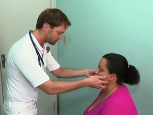 Mais Médicos São João del rei (Foto: Reprodução/TV Integração)