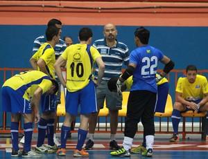 AABB é goleada na segunda partida da Taça Brasil de Futsal (Foto: Zerosa Filho/CBFS )