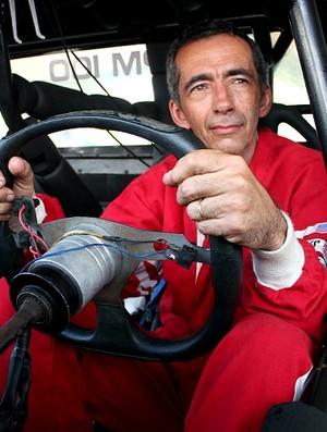 Alcides Lemos (Foto: Adeilson Albuquerque/GLOBOESPORTE.COM)