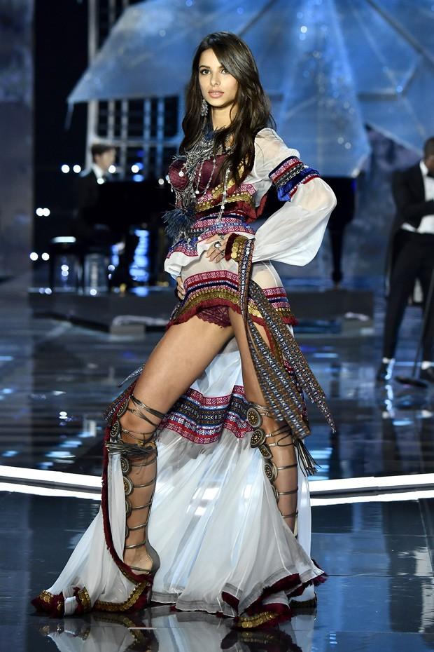 A brasileira Bruna Lirio (Foto: Getty Images)