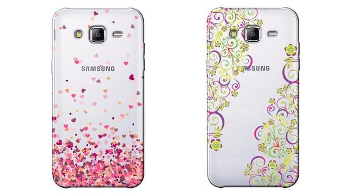 55620691a Capa transparente personalizada para Samsung Galaxy J5 (Foto   Divulgação OEM)