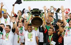 Flamengo campeão Copa do Brasil (Foto: Ivo Gonzalez / Agência O Globo)