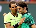 Federer pode enfrentar del Potro e fazer nova final com Nadal em Miami
