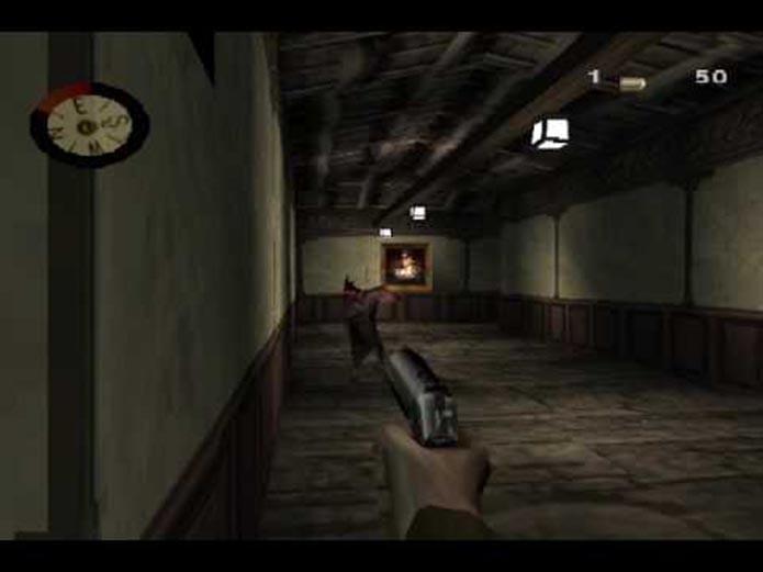 Cachorros atiradores e outros personagens bizarros marcaram presença no game (Foto: Divulgação)