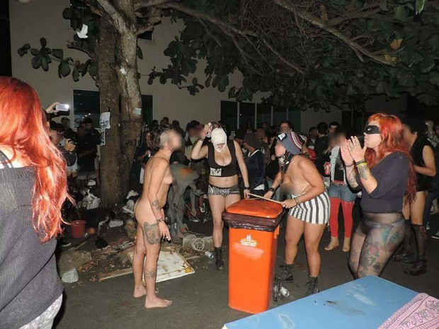 Festa na UFF de Rio das Ostras (Foto: Divulgação)