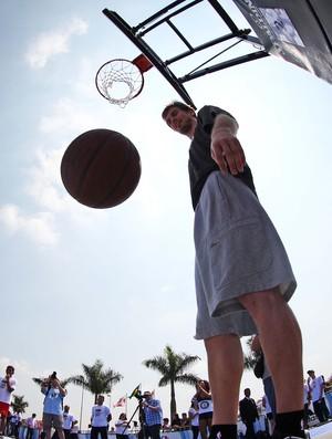 Tiago Splitter  NBA3x (Foto: Gaspar Nóbrega / Inovafoto)