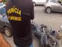 Motociclista morre após cair da moto e ser atingido por carreta em Fortaleza