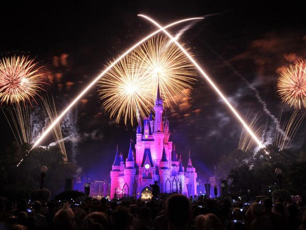 Magic Kindom, parque da Disney em orlando (Foto: Magic Kingdom)