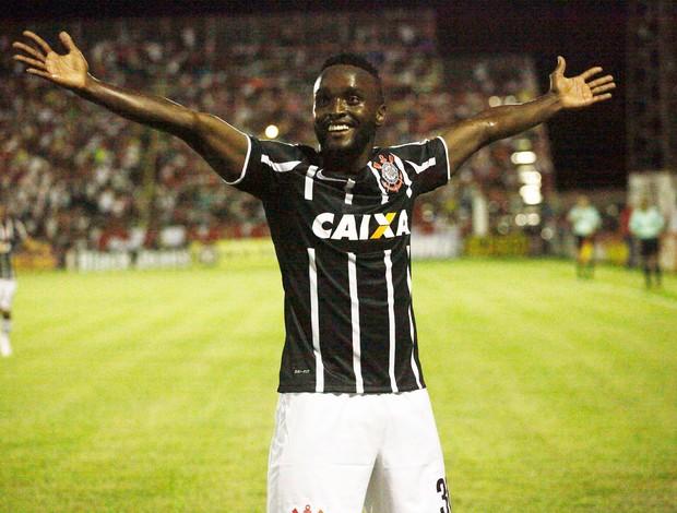 Mendoza gol Corinthians