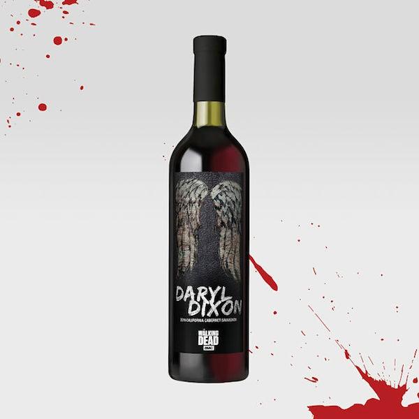 O vinho Daryl inspirado no personagem da série The Walking Dead (Foto: Divulgação)