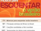 Conheça 13 músicas brasileiras que querem 'esquentar' o verão de 2013