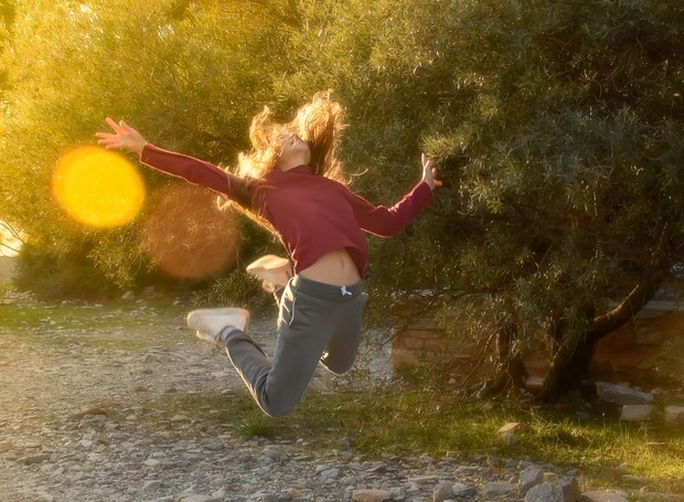felicidade-bem-estar (Foto: Georgios Liakopoulos/CCommons)