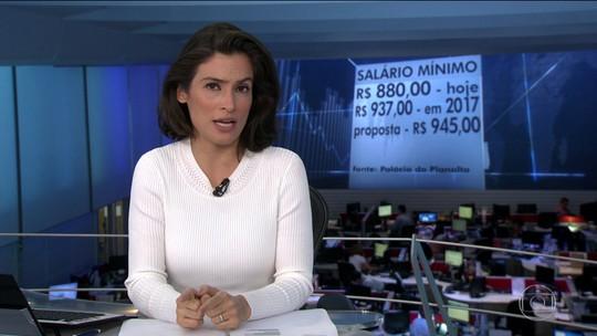 Salário mínimo vai passar de R$ 880 para R$ 937 a partir de janeiro de 2017