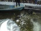Corpo é encontrado no rio durante procissão fluvial em Oriximiná, PA