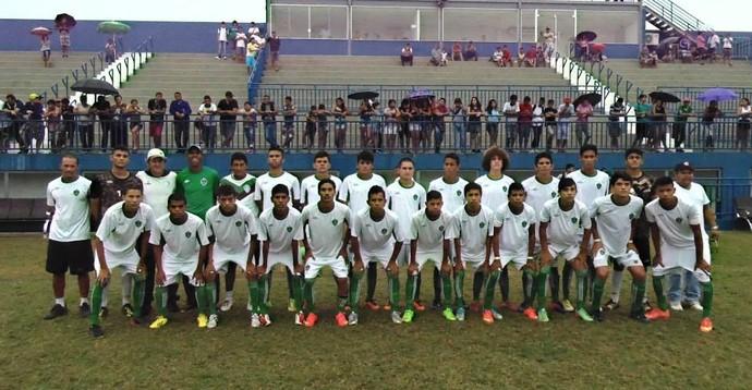Manaus FC campeão returno AM Juvenil (Foto: Lissandro Windson/FAF)