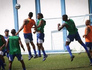 Time treina para encarar o São Domingos (Foto: Fillipe Araújo/Divulgação-ADC)