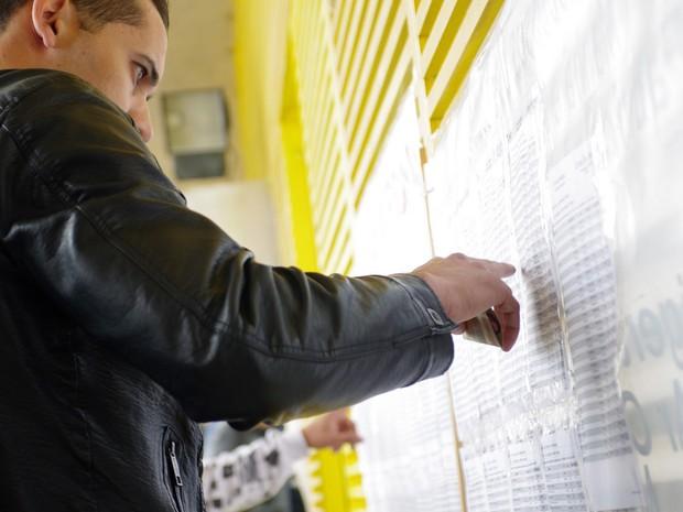 Lista de aprovados no vestibular da Fatec foi divulgada nesta quarta-feira (20) (Foto: Gastão Guedes/Centro Paula Souza)