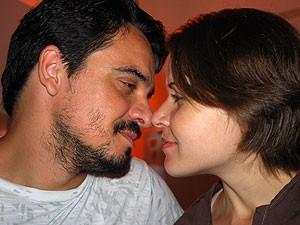 Após perder a memória, homem se apaixona de novo pela mulher, no ES (Foto: Rafael Zambe/ G1 ES)