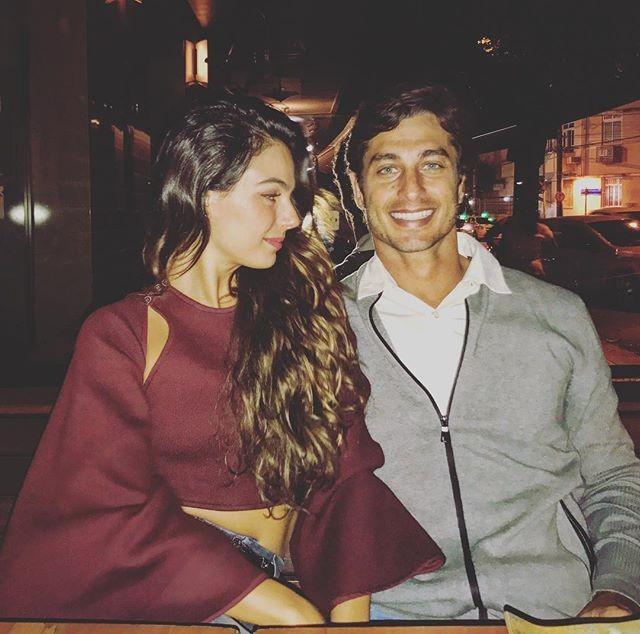 Isis Valverde e Andre Resende (Foto: Reprodução/Instagram)