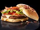 McDonald's lança versões maiores de sanduíches