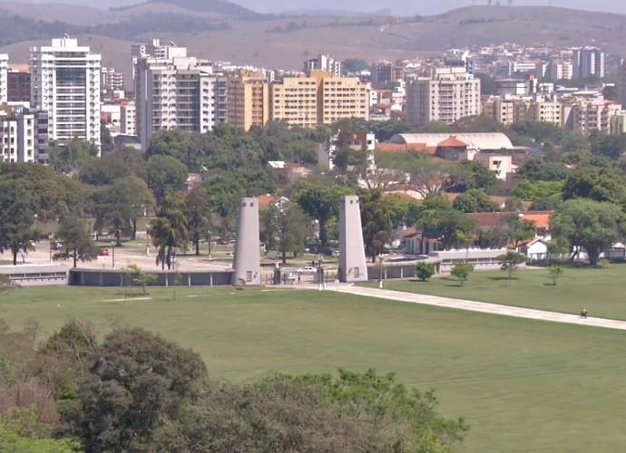 A Aman contribuiu para o crescimento da cidade de Resende: militares vieram de vários lugares (Foto: Rio Sul Revista)