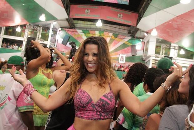 Renata Santos (Foto: Thiago Mattos/Divulgação)