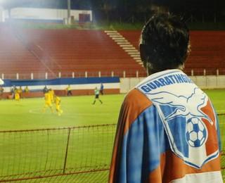 Dario Rodrigues Leite rebaixamento Guaratinguetá (Foto: Leandro Oliveira/ Na Gaveta Esportes)