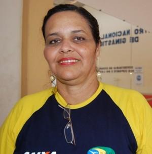 Cristina Vital vai arbitrar nas Olimpíadas de Londres (Foto: Divulgação/SEEL)