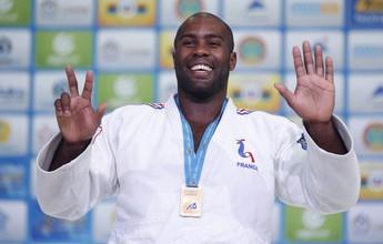 Sem perder desde 2010, Teddy Riner conquista o hepta mundial de judô