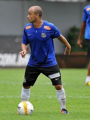 Léo Santos (Foto: Ivan Storti / Divulgação Santos FC)