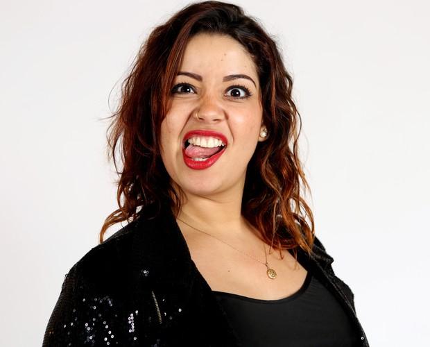 Rully Anne (Foto: Fabiano Battaglin/TV Globo)
