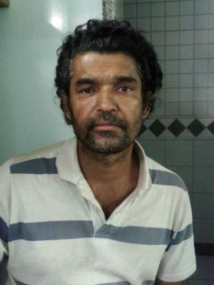 Homem desaparecido há seis anos no RJ e encontrado pela Polícia Militar em aeroporto do DF (Foto: Polícia Militar/Divulgação)
