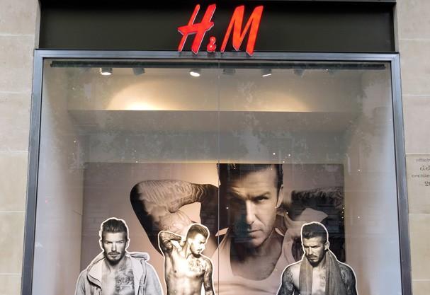 Fachada de uma das lojas da rede em Paris (Foto: Getty Images)