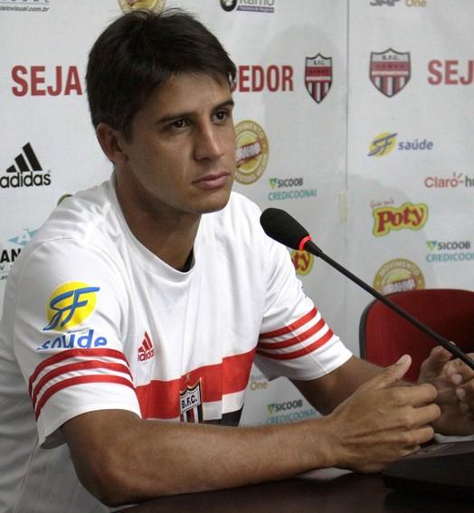 menos mal (Luís Augusto / Agência Botafogo)
