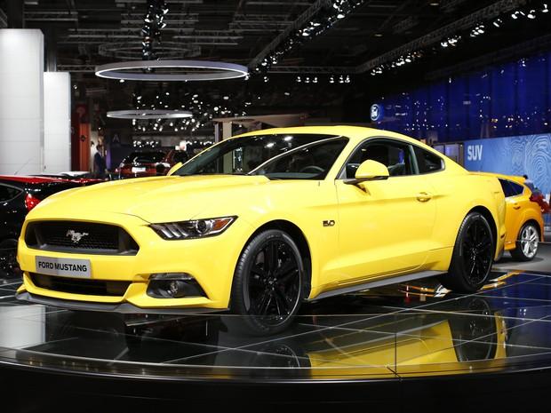 Ford Mustang (Foto: REUTERS/Benoit Tessier )