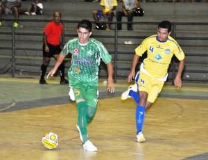 Taça Cidade de Boa Vista de Futsal inicia nesta sexta com duas disputas entre as quatro equipes participantes da competição (Foto: Reynesson Damasceno)