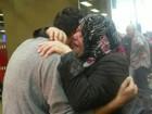 Síria reencontra filho perdido em jornada pela Europa após apelo em vídeo