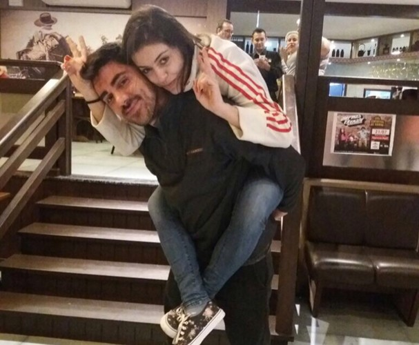 Marcelo Adnet e Patrícia Cardoso (Foto: Instagram/Reprodução)