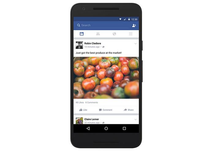 Facebook vai levar comentários offline para app Android (Foto: Divulgação)