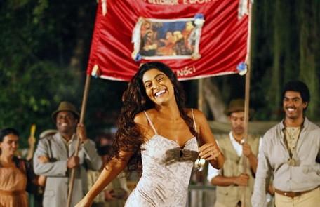 Juliana Paes interpretou a Gabriela da famosa obra de Jorge Amado Divulgação/TV Globo
