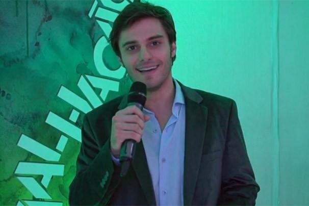 Hugo Bonemer é Martin na nova temporada de Malhação, que estreia na Globo no dia 8 de julho (Foto: Globo)