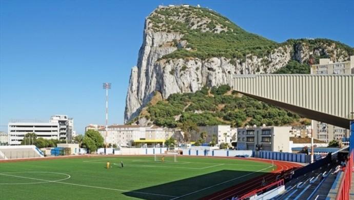Estádio Victoria Stadium Gibraltar (Foto: UEFA)