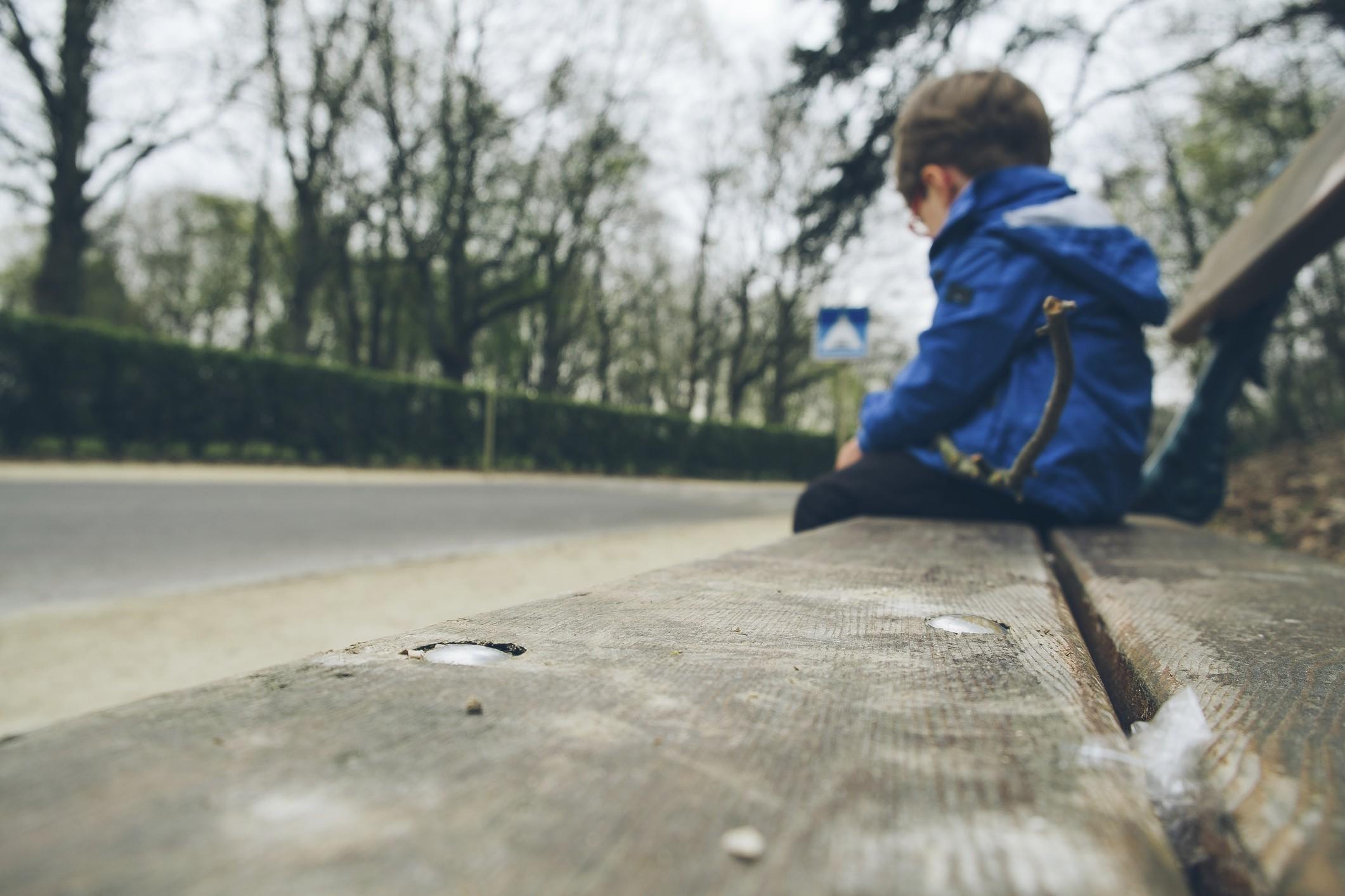 Criança triste (Foto: ThinkStock)